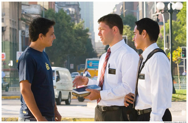 About Mormon Missionaries