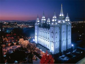 mormon slc temple