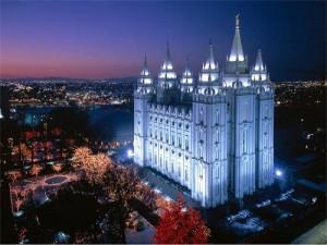 mormon slc temple