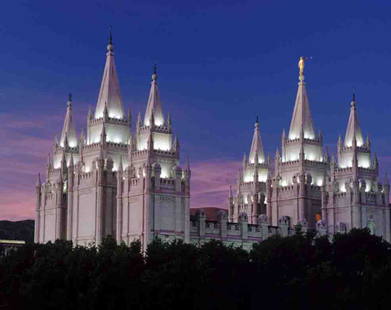 mormons place and conduct of worship More than four out of five converts to mormonism (84%) were raised in a different  christian religion about half (53%).