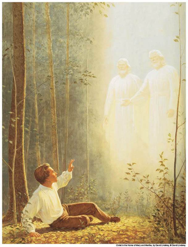 Mormon doctrine - Godhead