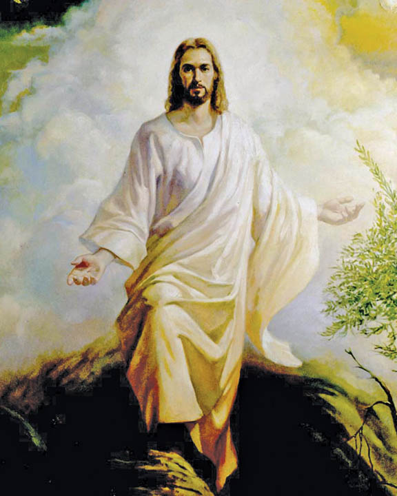 Jesus Christ: Resurrected for Eternity