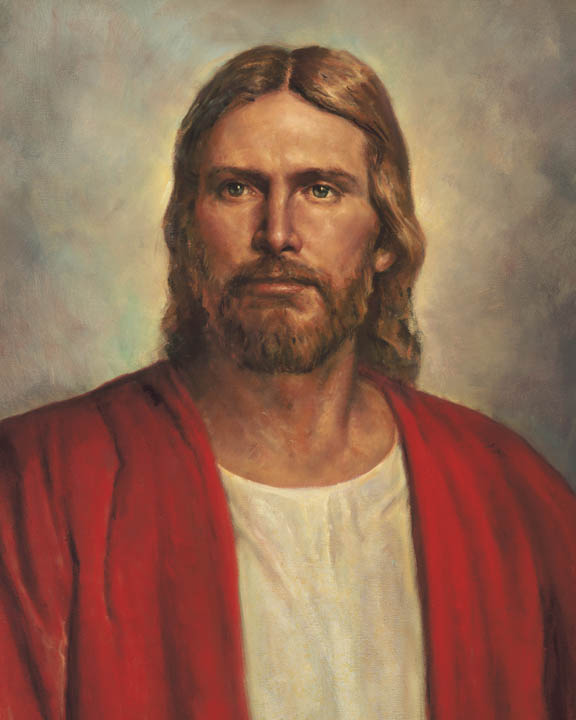 THe Lord Jesus Christ Mormon