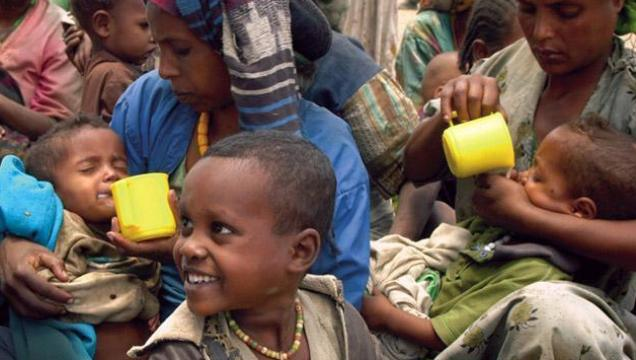 Mormons provide humanitarian aid worldwide