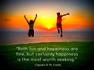 HappinessWorthQuote