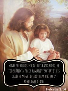 Jesus Christ Child Quote